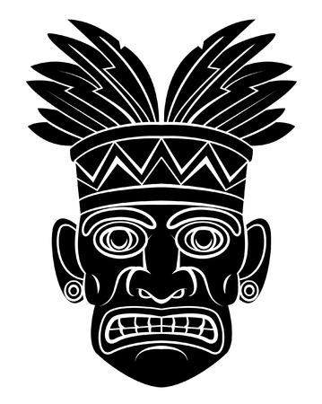polynesian ethnicity: Hawaii Mask
