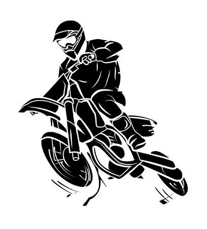 casco moto: Moto Trail