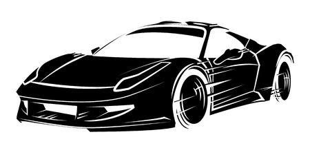 スポーツ車 写真素材 - 34321776