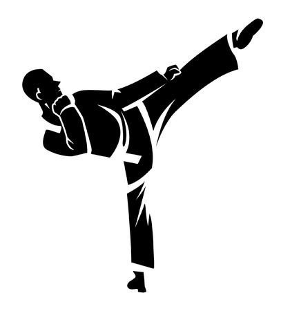 Karate Çizim