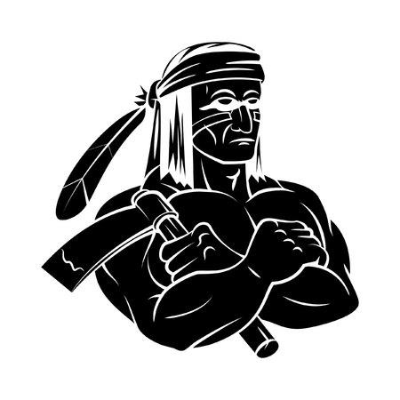 apache: Apache Mascot tattoo