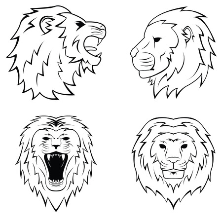 Tattoo Symbol Of Lion