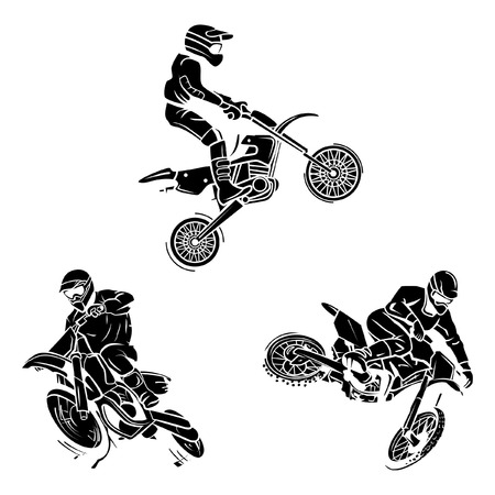 Motocross Tattoo Collection