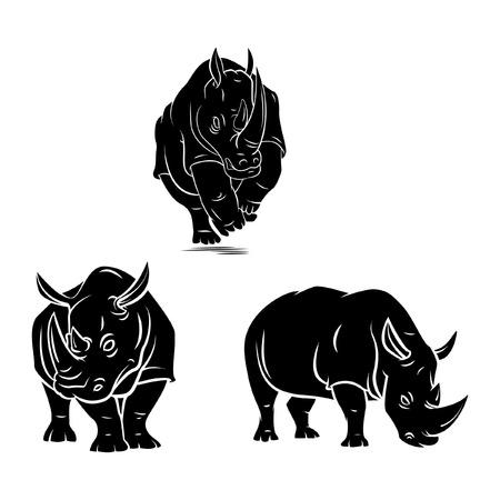 nashorn: Nashorn Tattoo