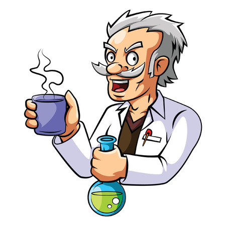 crazy guy: Professor