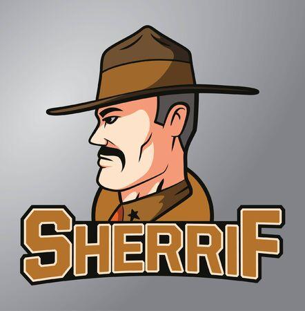 sherif: Mascot Sherrif