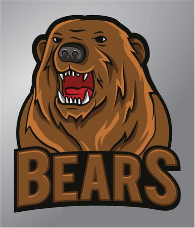 kodiak: Bears Mascot