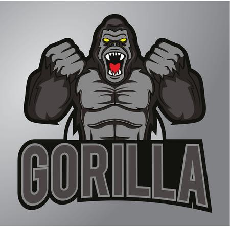 gorilla: Gorilla mascot