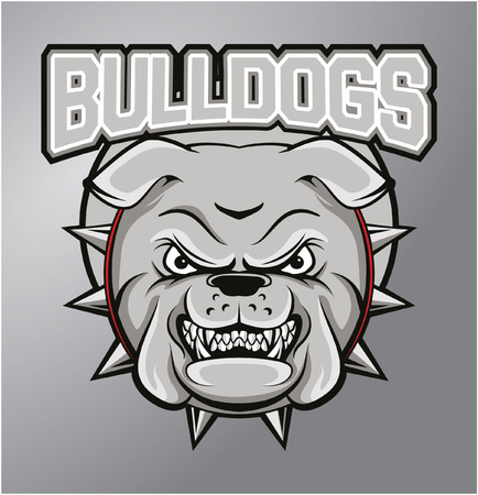 tooth mascot: Bulldogs mascot