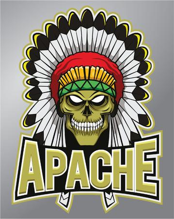 Apache mascot