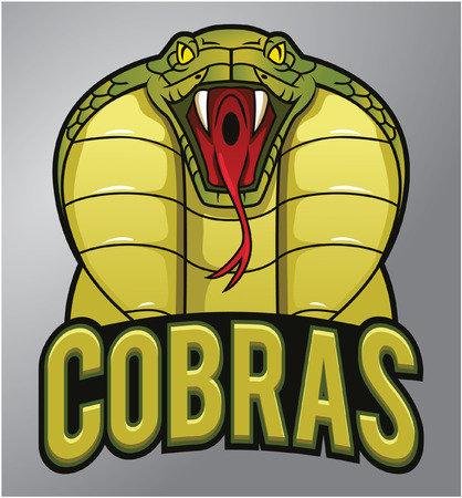 serpent: Cobra Mascot