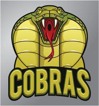 mascot: Cobra Mascot