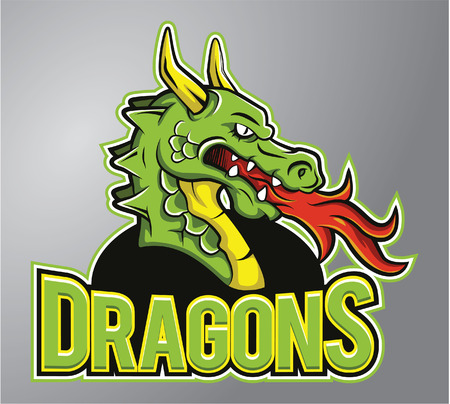 dragon illustration: Dragons