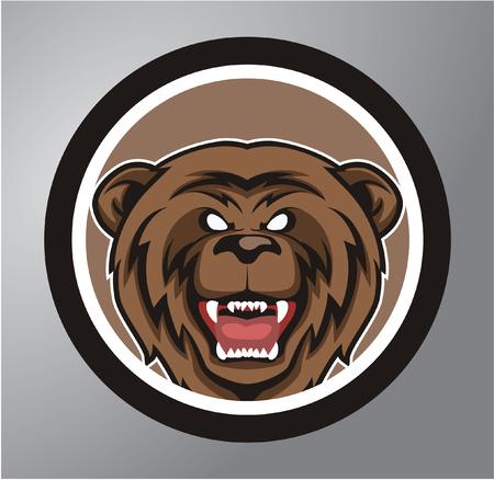 kodiak: Bears Circle sticker