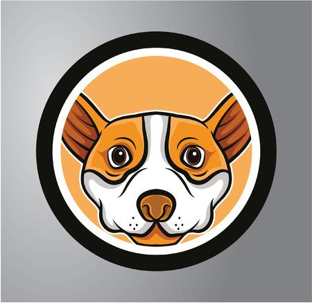 puppies: Puppies Circle sticker