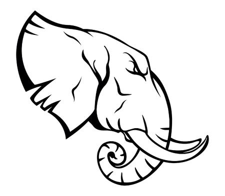 elefant: Baby Elephant Tattoo