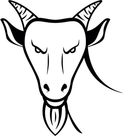 обследование картинки из символов коза того