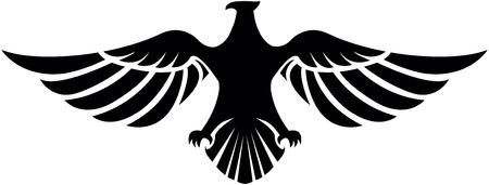 Alas del águila ilustración