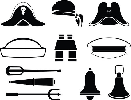 navy: Navy icons