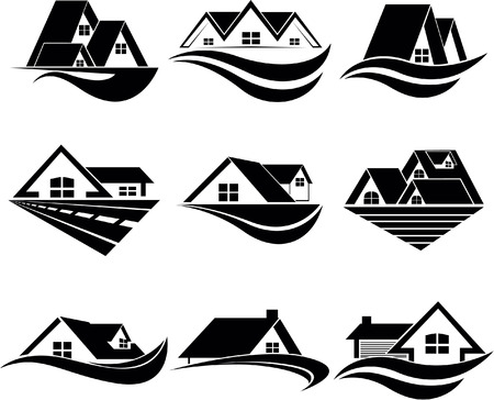 model home: House symbol