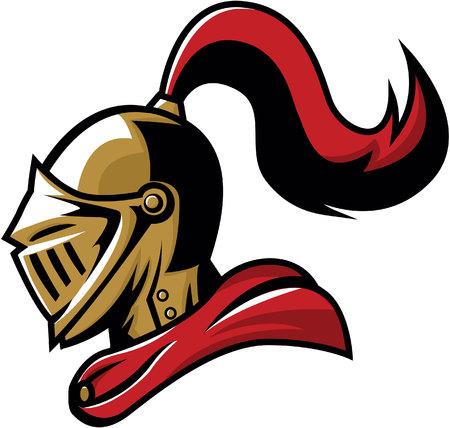 Knights design vector illustration