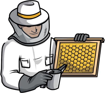 keeper: Bee keeper