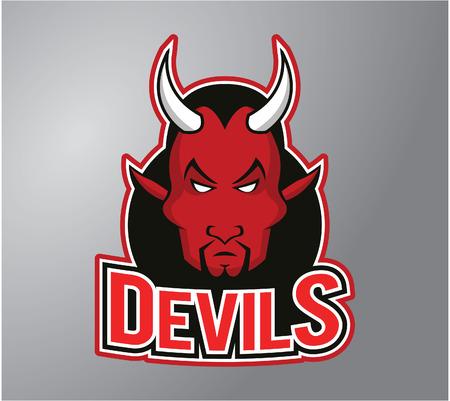 stiker: Devil