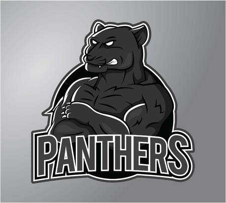 Panther Vector Illustration
