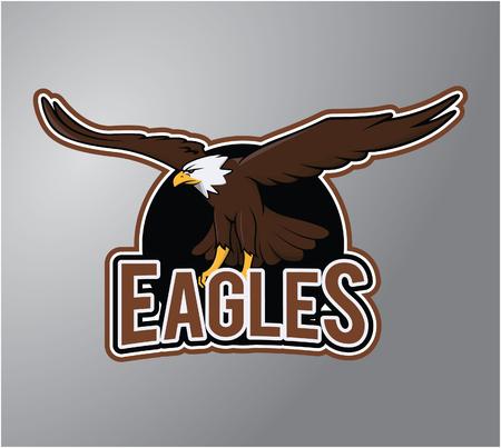 stiker: Eagle