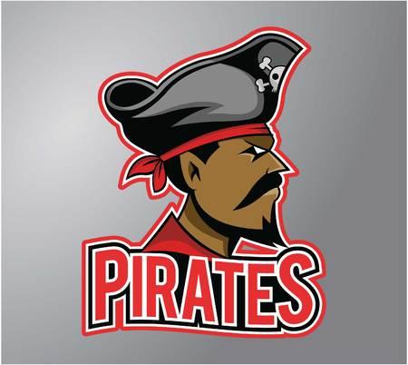 stiker: pirates