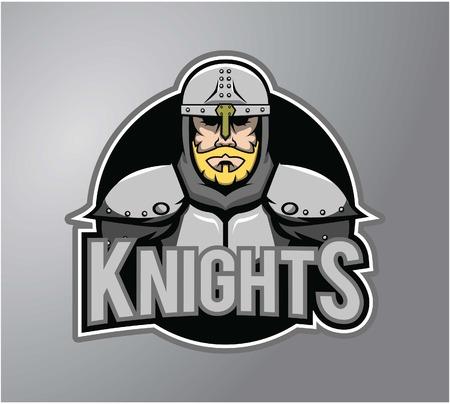 paladin: Knights Mascot