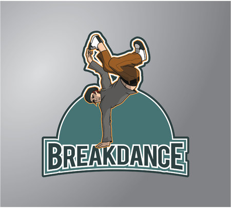 clothing label: Breakdance