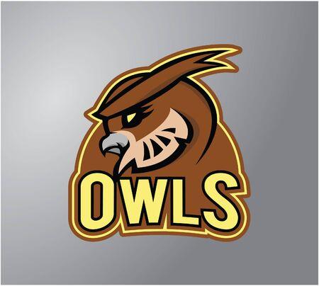 owl illustration: Owl Illustration design Illustration