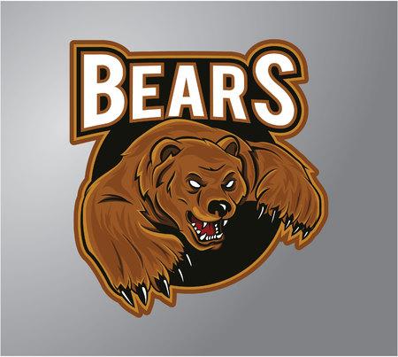 stiker: Bear