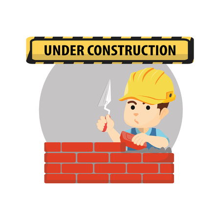 potter: boy using construction worker custom