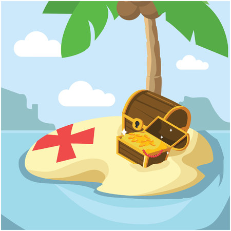 stranded: stranded island with treasure