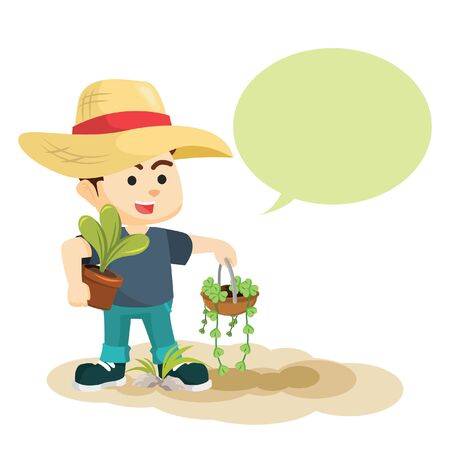 callout: boy carrying plant with callout