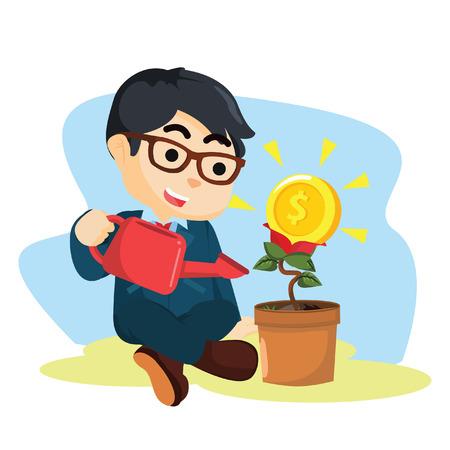 money plant: grow a money plant