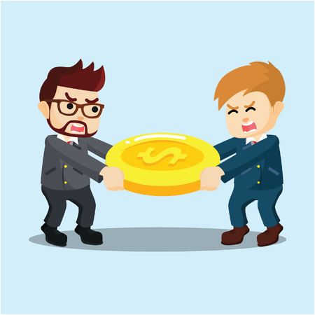 entrepreneurs: two entrepreneurs money competion