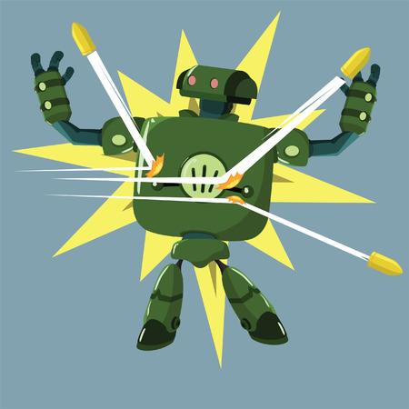 bulletproof: big robot bulletproof