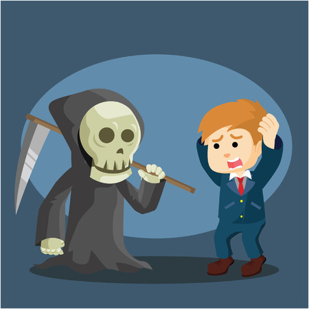 want: grim reaper want to taking soul