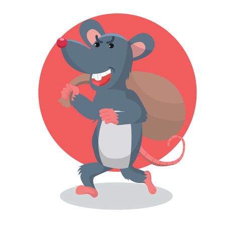 stealing: mouse stealing and running