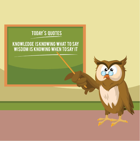 wise owl: the wise owl quotes