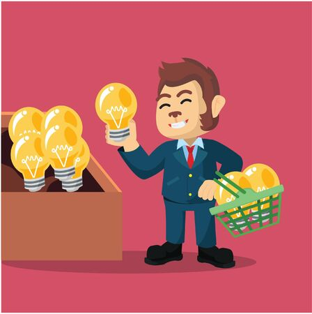 buying: monkey business buying idea