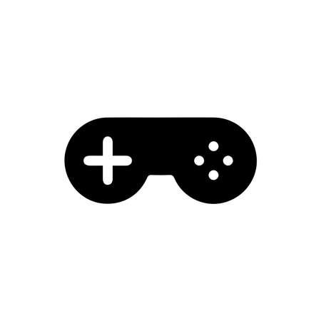 Game pad icon vector design. Joystick icon vector template. Joystick logo template