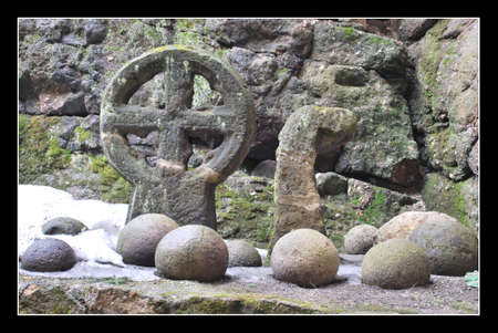 backstroke: Stones