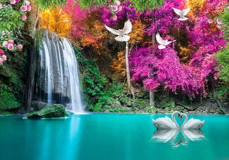 3d amazing natural wallpaper