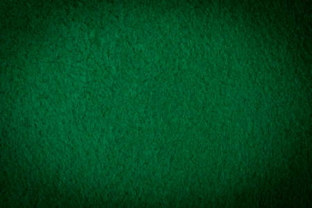 Felt: green poker table textured soft material background