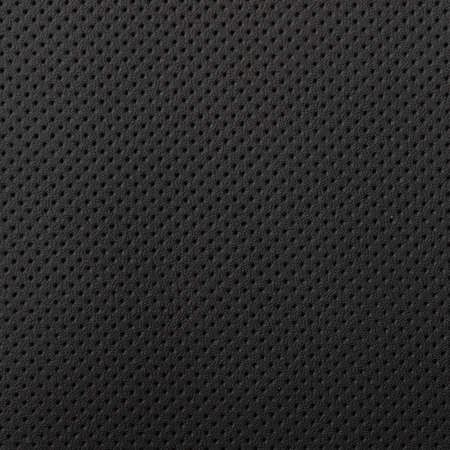 Closeup of dark color leather material texture background Stock Photo