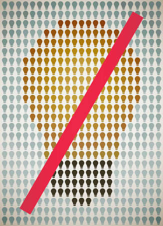 Save energy poster design.